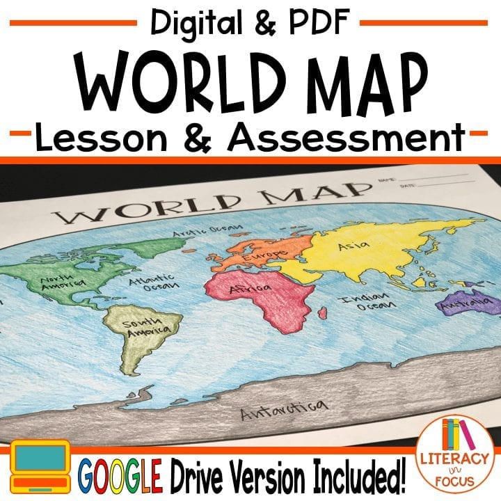 5 Important Reasons For Incorporating Map Lessons Into Your
