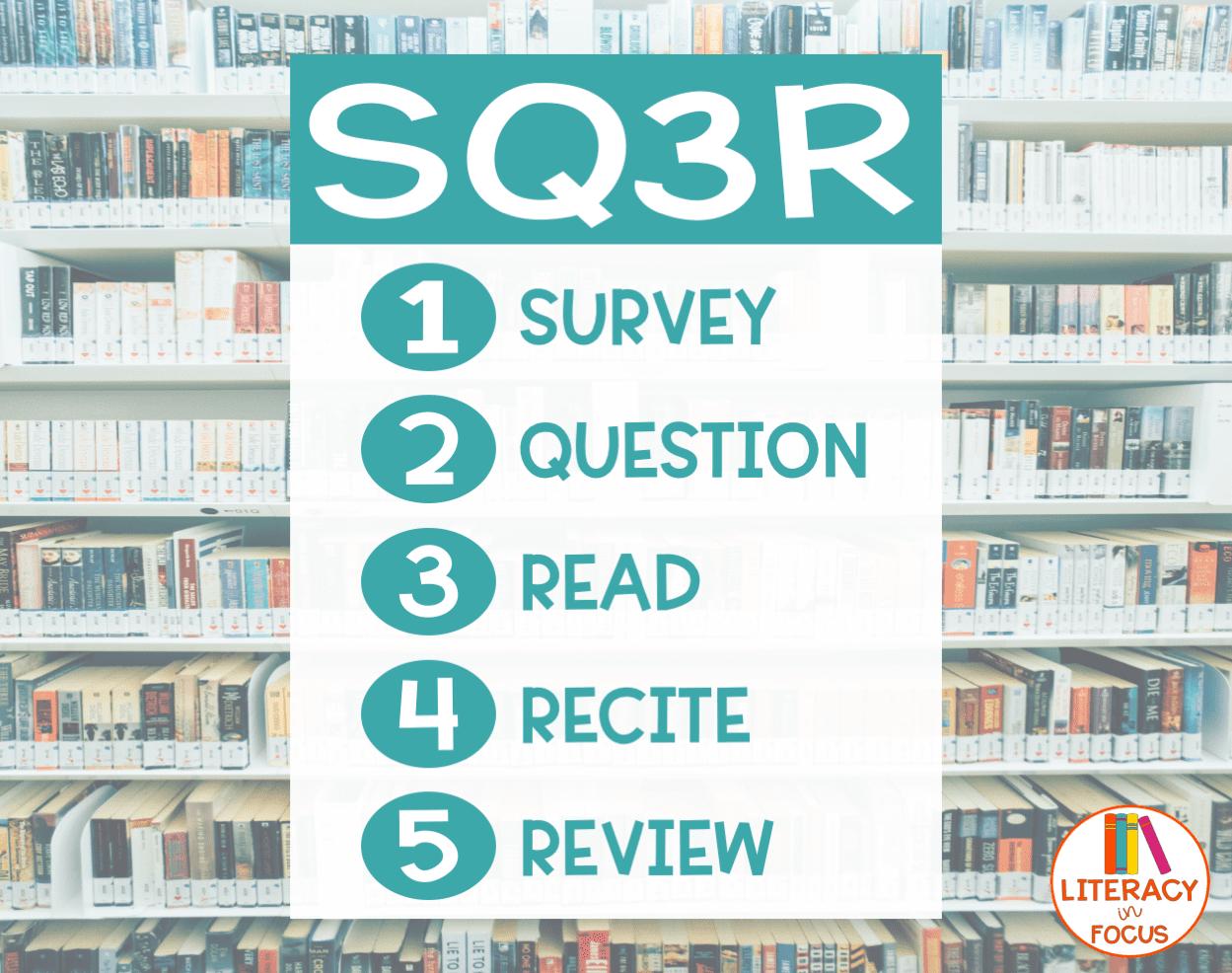 SQ3R List