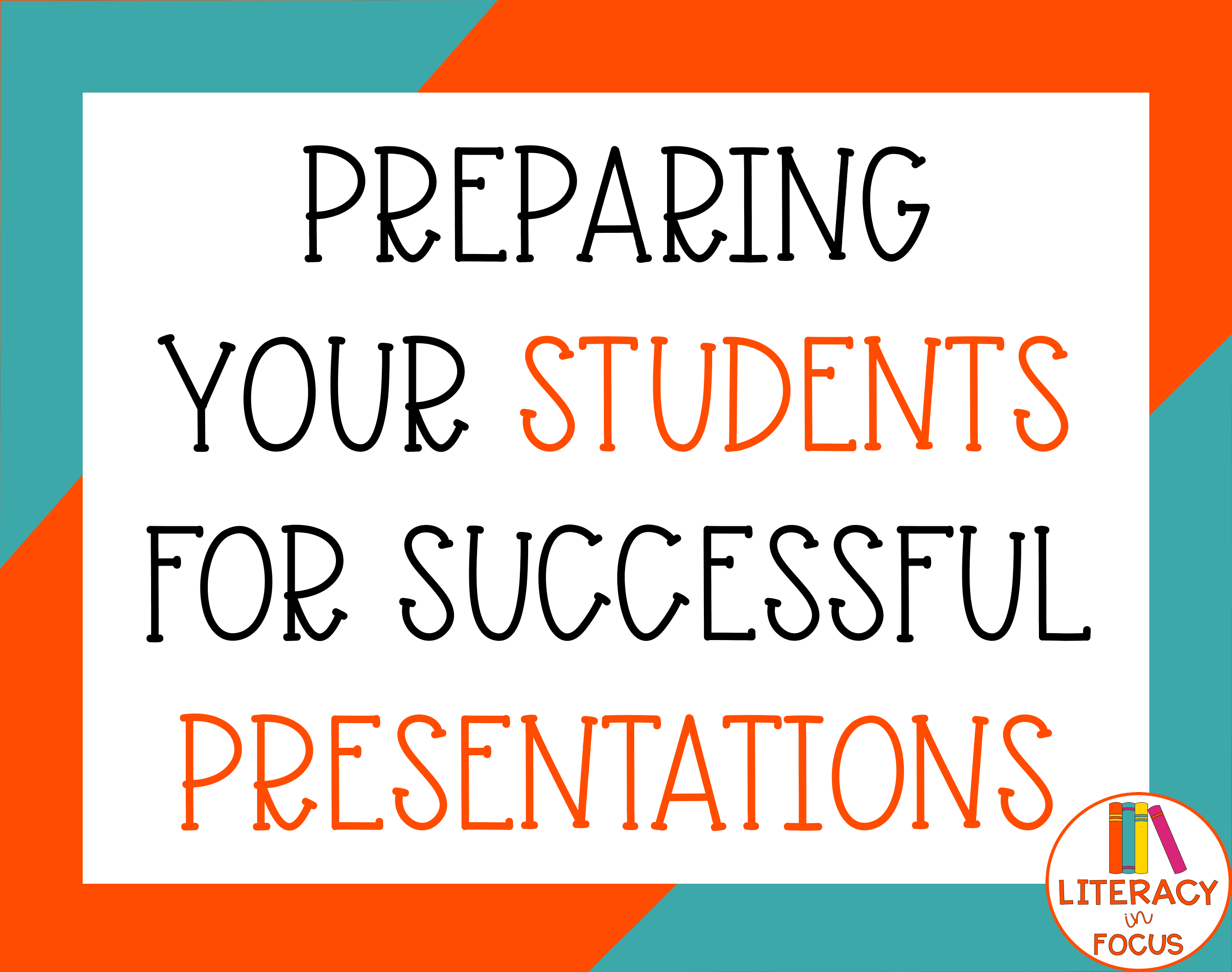 Successful Student Presentations
