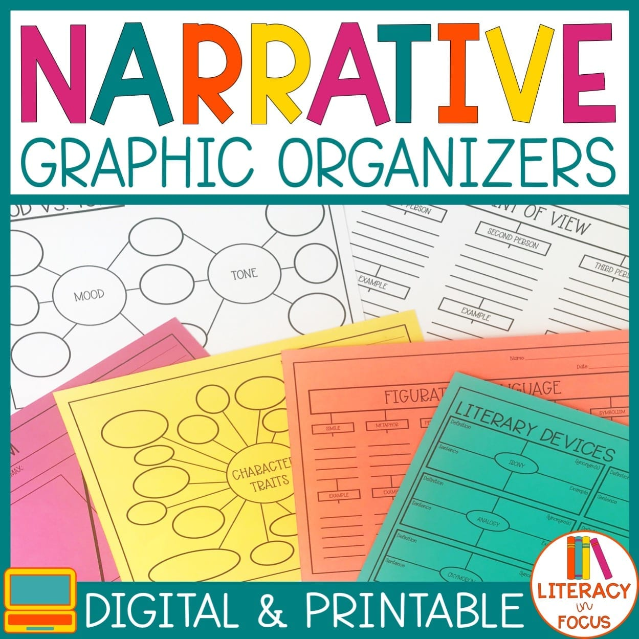 Narrative Thinking Maps