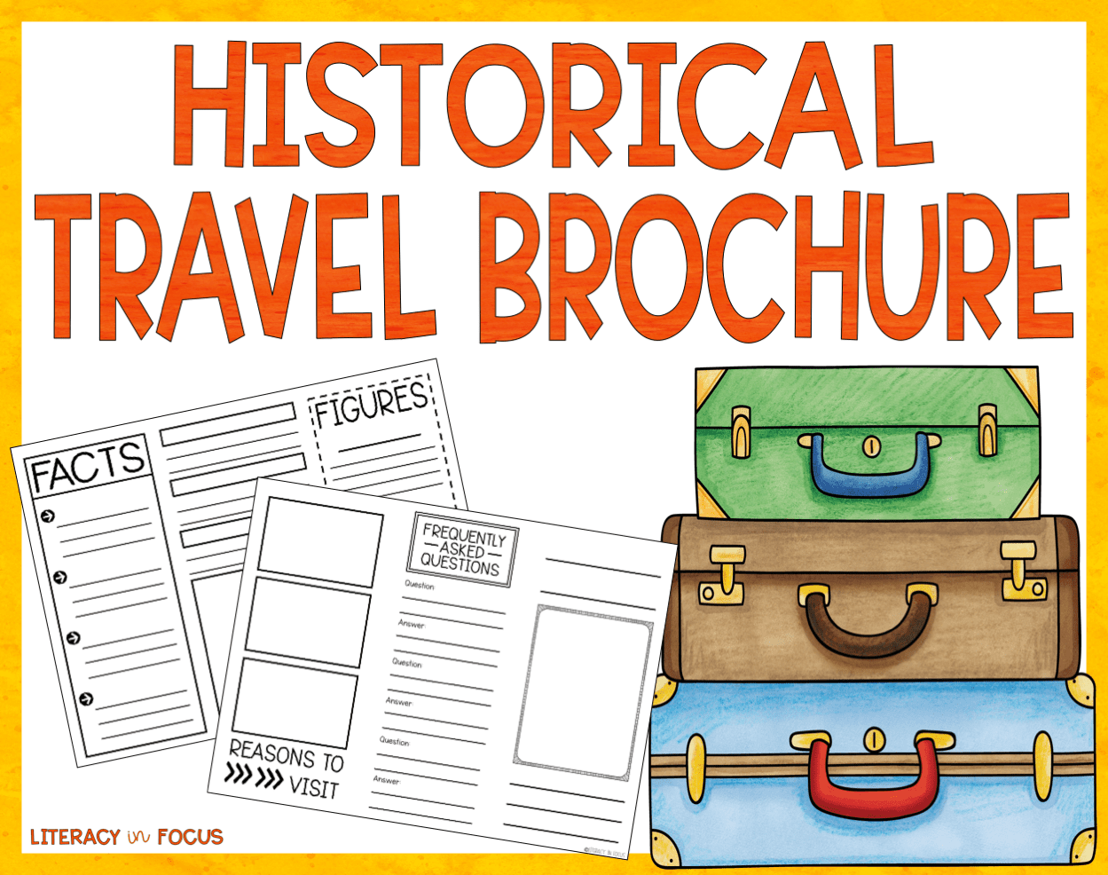 Historical Travel Brochure