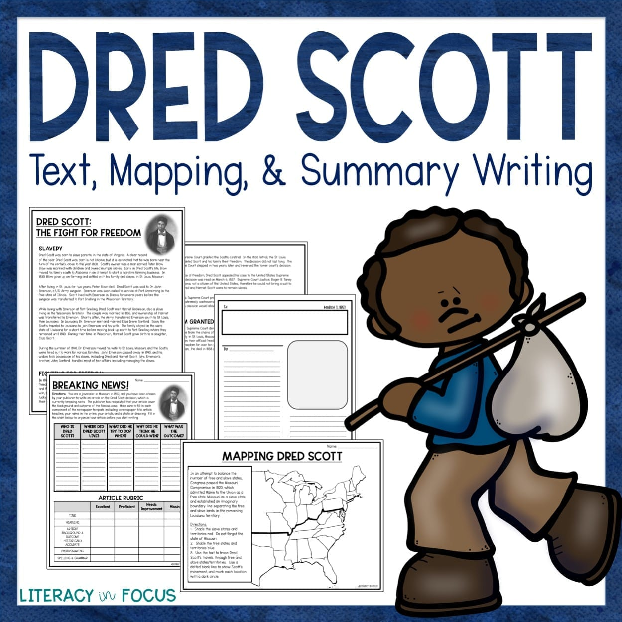 Dred Scott Lesson