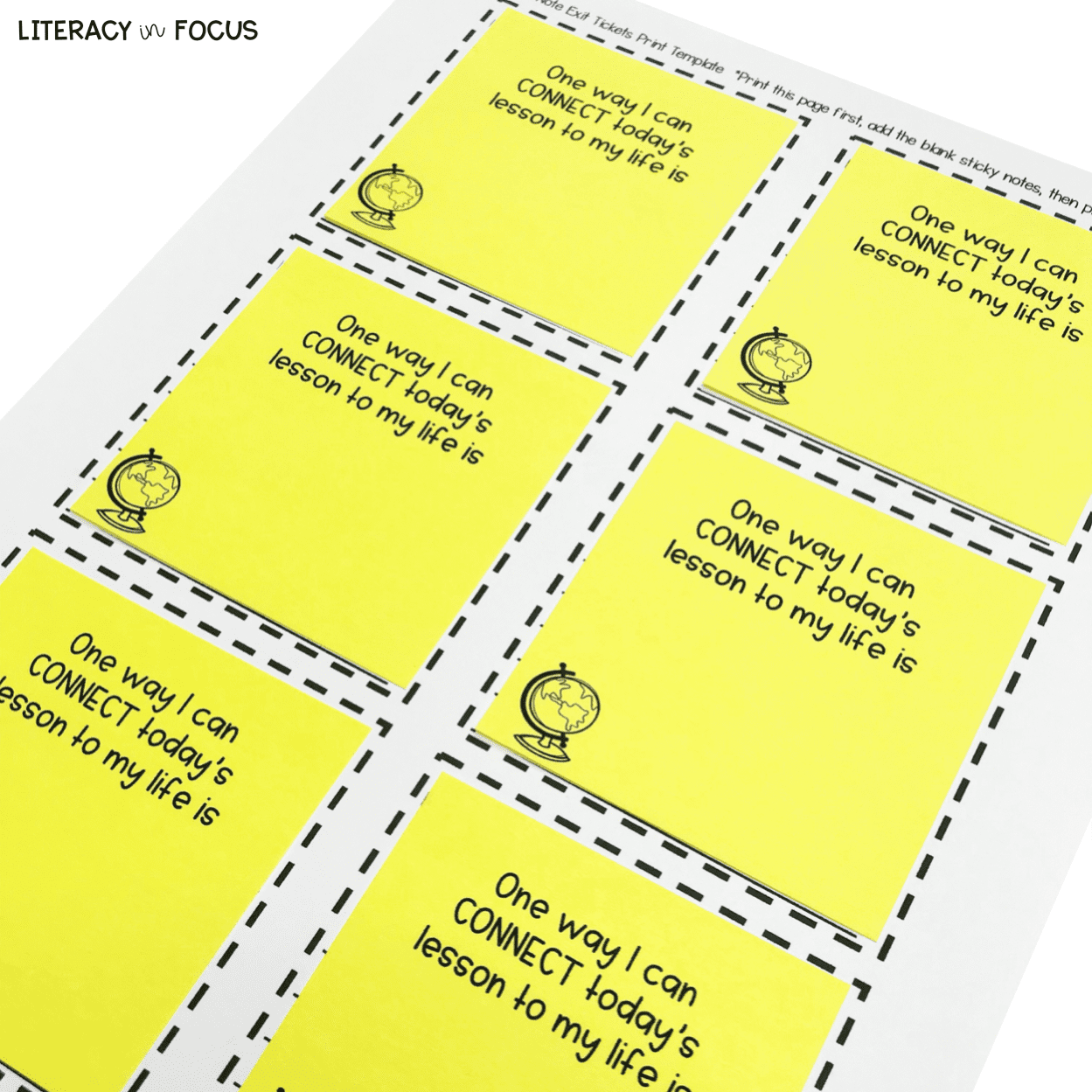 11 compelling reasons to use exit tickets literacy in focus a